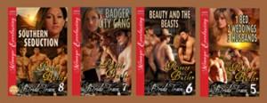 Reece Butler's Books