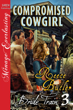 Cover for Compromised Cowgirl