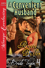 Cover for A Convenient Husband