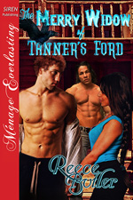 Cover of The Merry Widow of Tanner's Ford