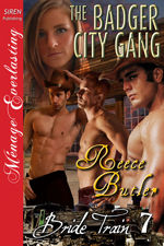 Cover for Badger City Gang