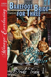 Cover of Barefoot Bride for Three