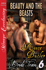 Cover for Beauty and the Beasts