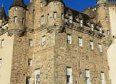 photo castle fraser