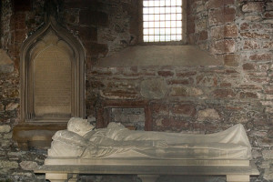 Kenneth MacKenzie's tomb at Beauly Priory
