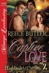 book cover, Captive Love