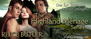 Banner created by Siren-BookStrand, Inc to advertise the series