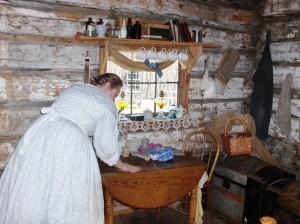 1870s housework