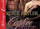 cover, Captive Bride